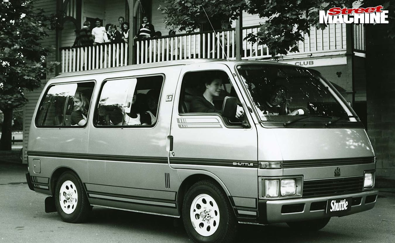 Holden Shuttle