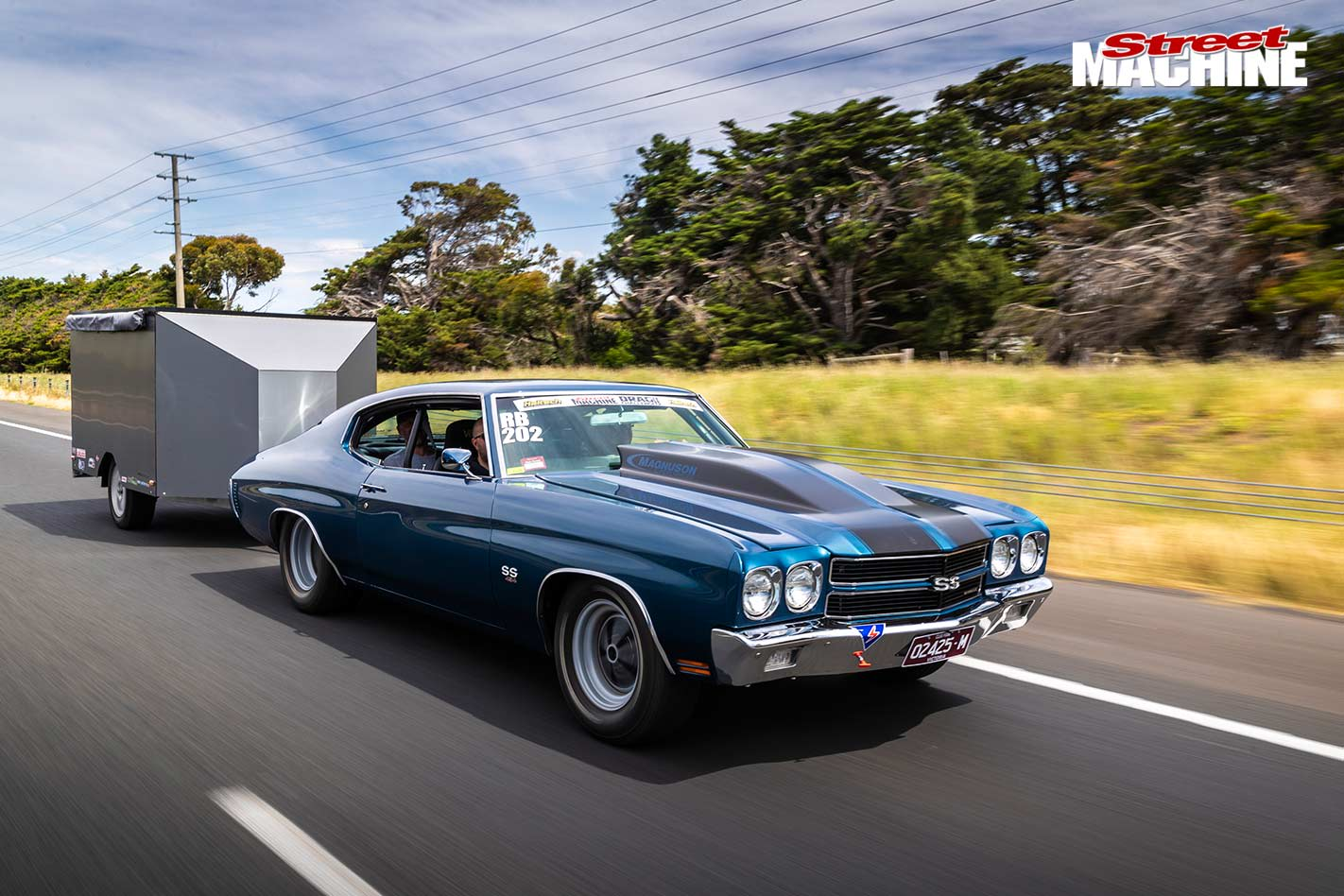 Chevelle onroad