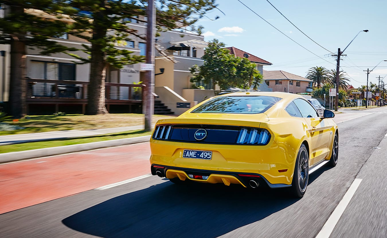Ford Mustang GT 2017