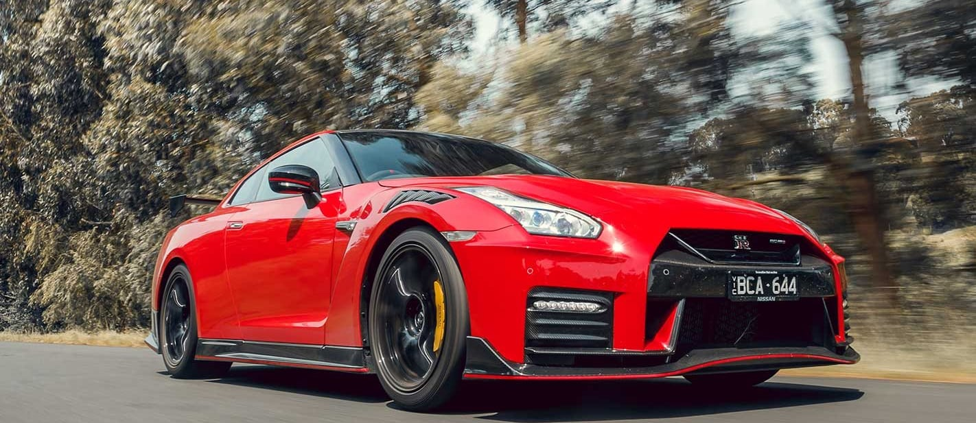 Nissan GT-R Nismo review