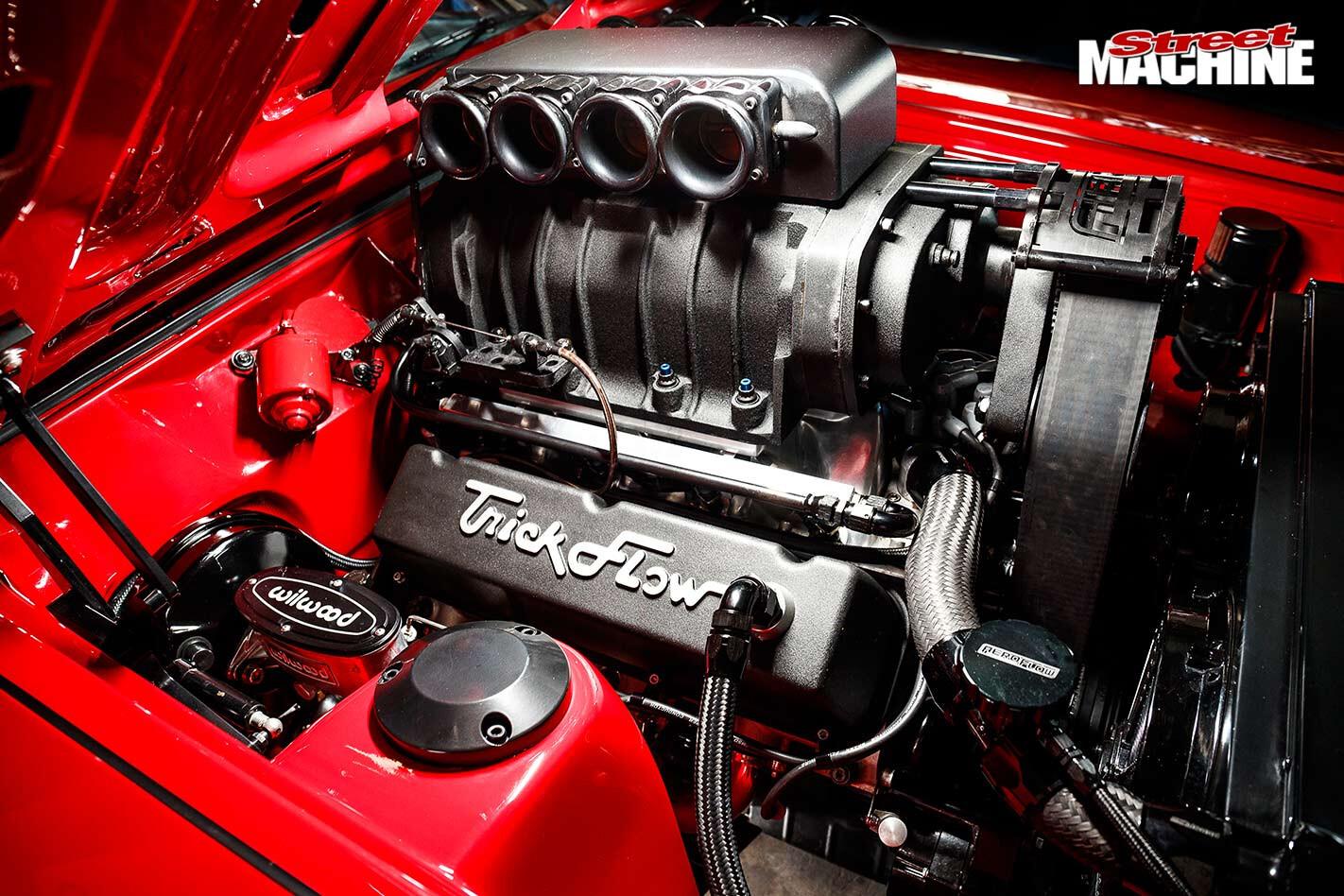 Ford Falcon XB engine