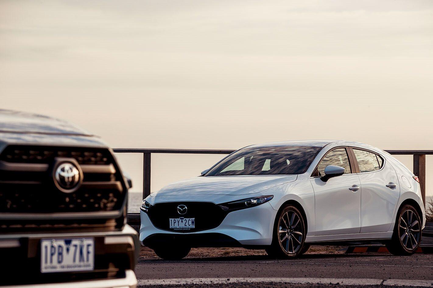 Mazda 3 COTY Finalist
