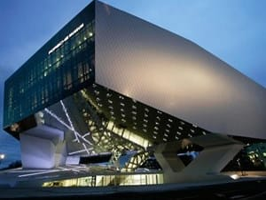 GALLERY: The new Porsche museum