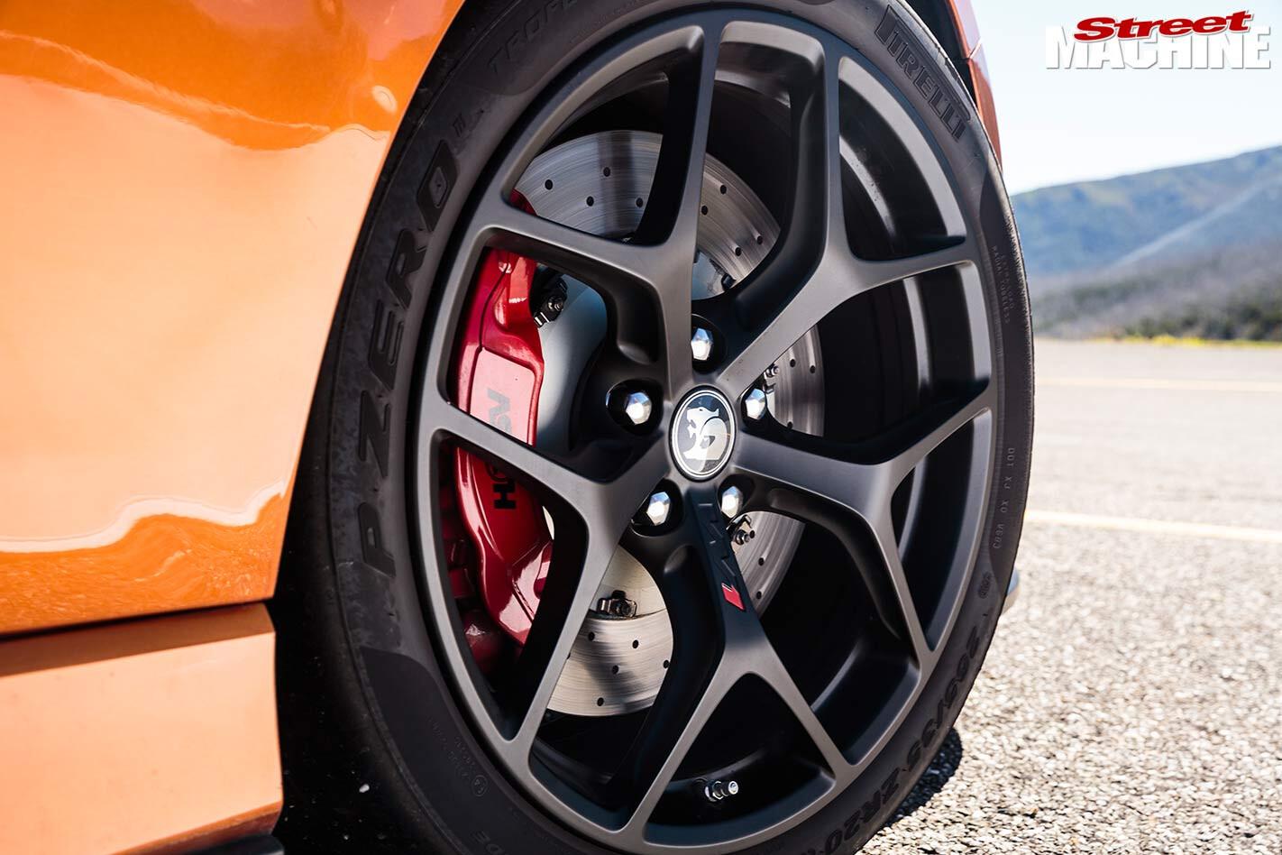 HSV GTS-R W1  wheel