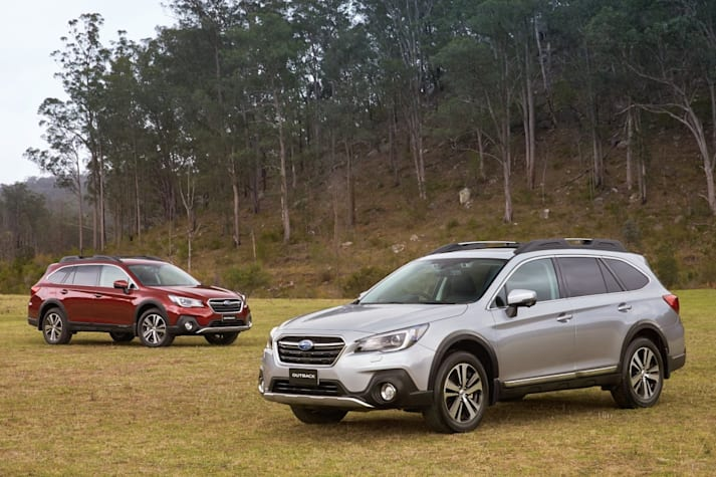 2020 Subaru Outback range