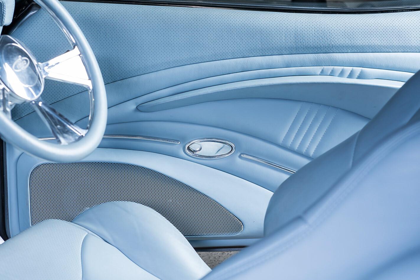 Ford Falcon XC hardtop doortrim