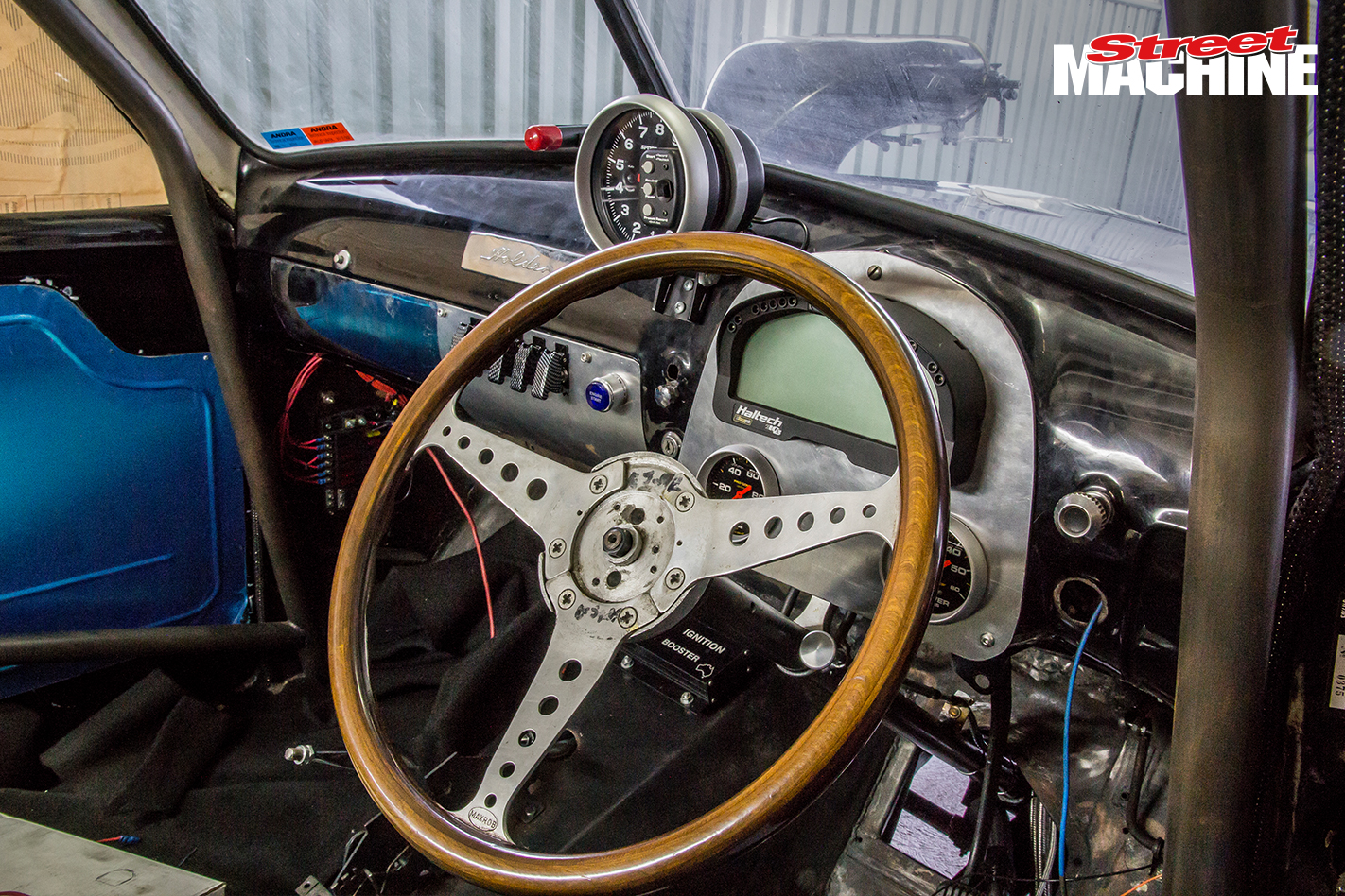 Holden 186 Supercharged Engine 3 Nw