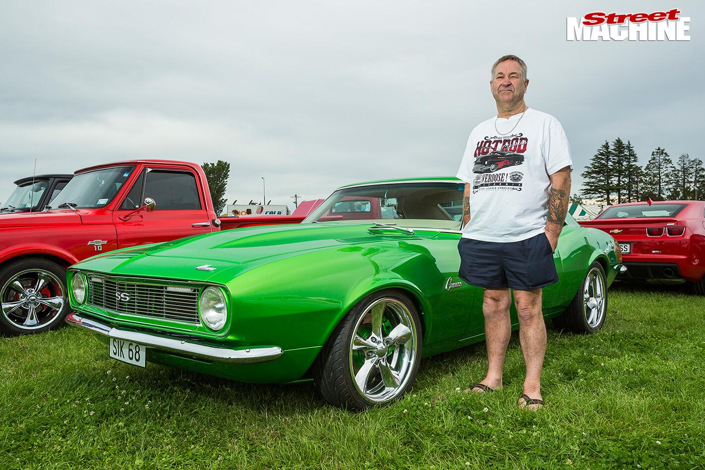Nz -muscle -car -madness -66-camaro