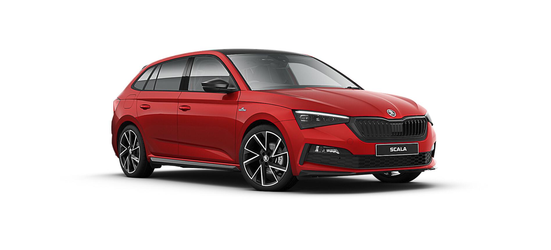2020 Skoda Scala hatchback Australian pricing