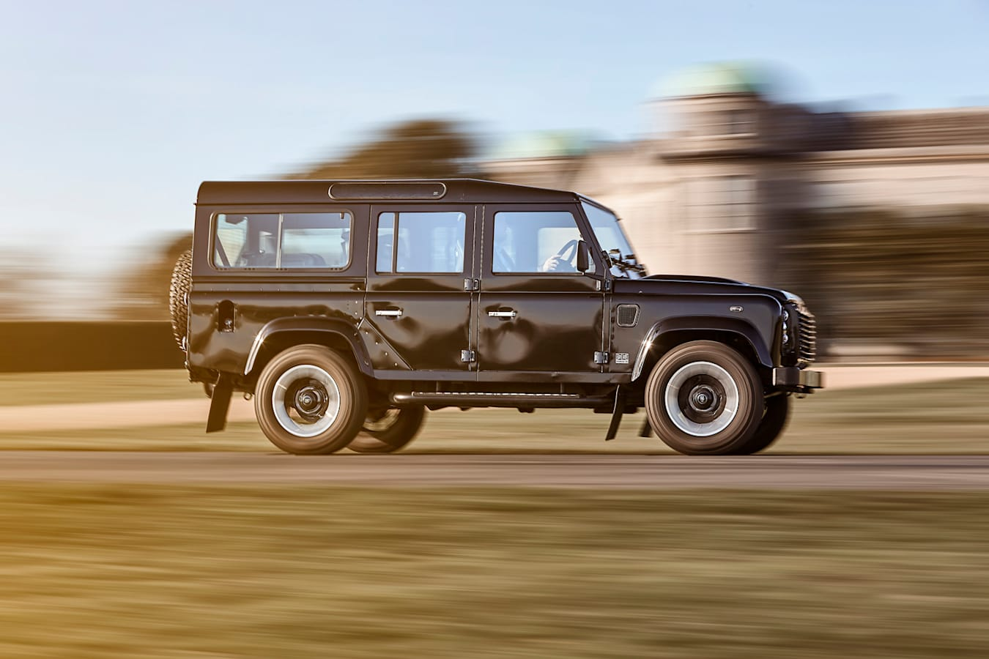 Goodwood Land Rover