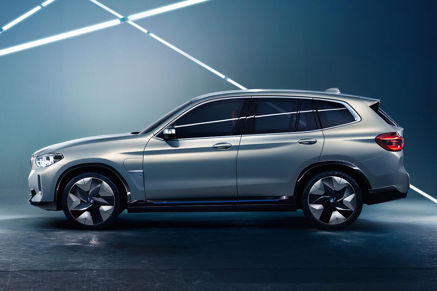 2018 BMW iX3 Concept