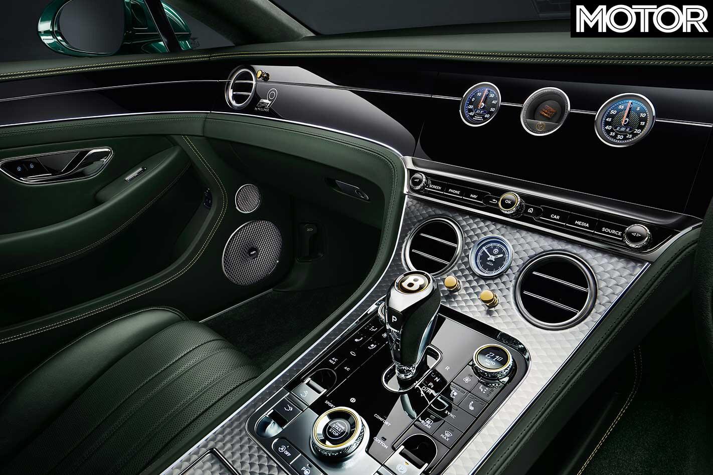 2019 Bentley Continental GT Number 9 Edition Interior Jpg