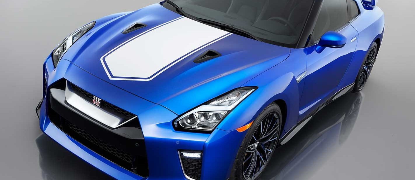 2020 Nissan GT-R 50th Anniversary Edition NYIAS revealed
