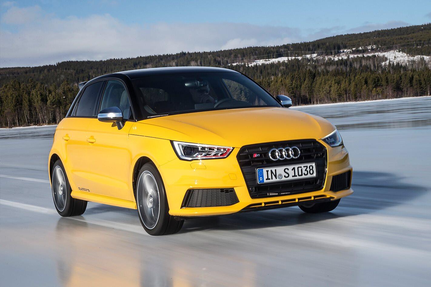 Audi S1 review