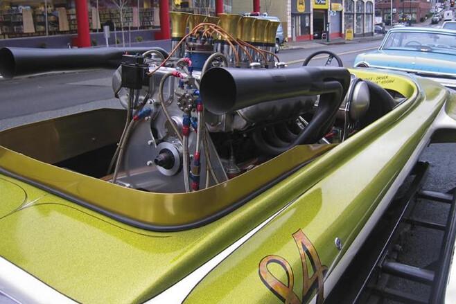 Grayson Kinnane Ford engine