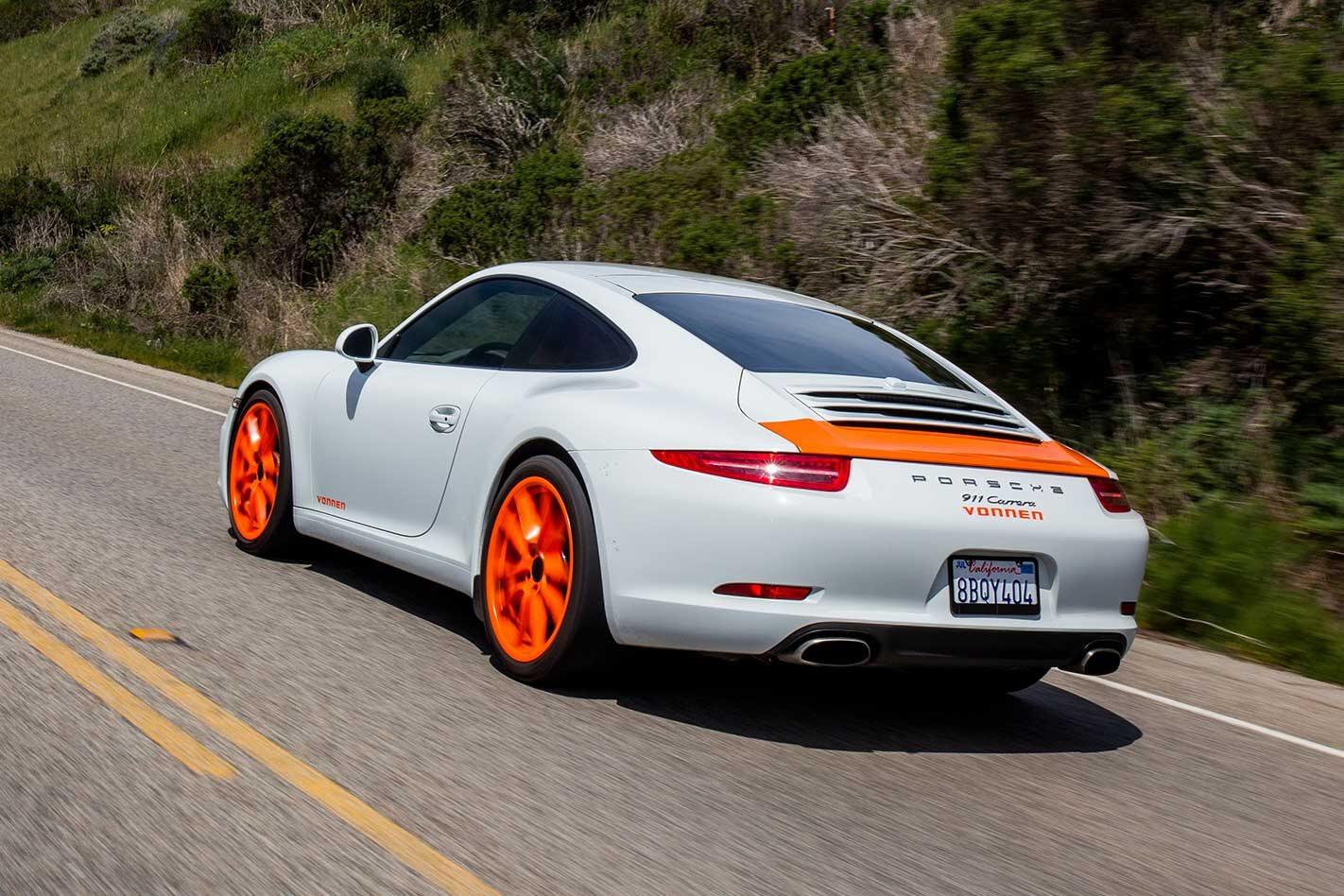 Vonnen Carrera hybrid Porsche 911 review
