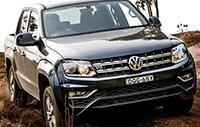 4X4 Australia Ute Mega Test 2018 - Volkswagen Amarok V6 Sportline