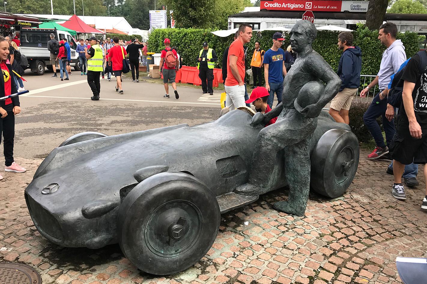 Mercedes Benz A Class Statue Jpg