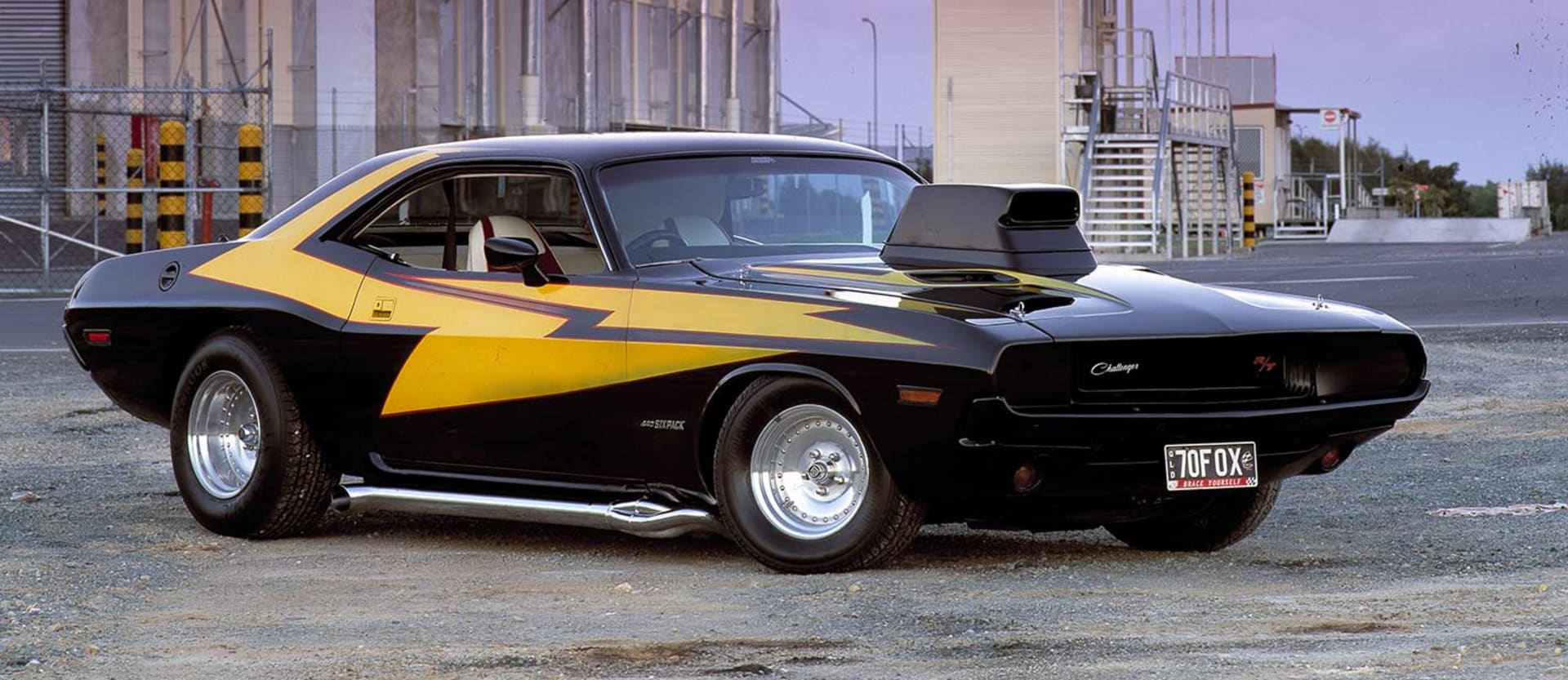 dodge charger front nw