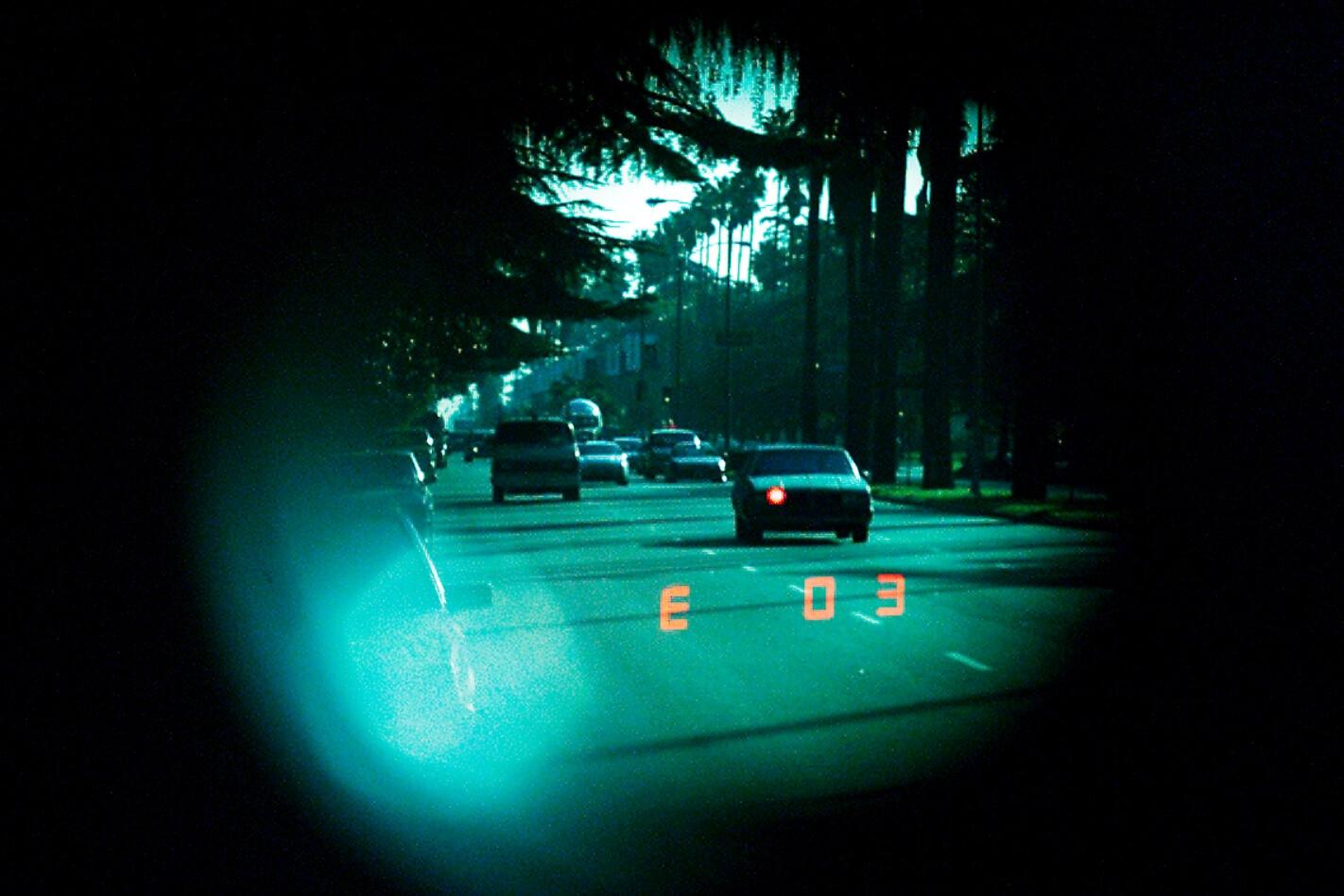LIDAR viewfinder