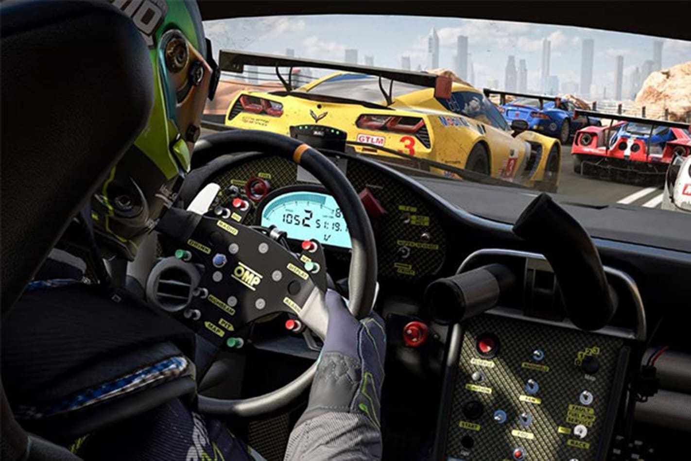 Forza Motorsport 7 in game