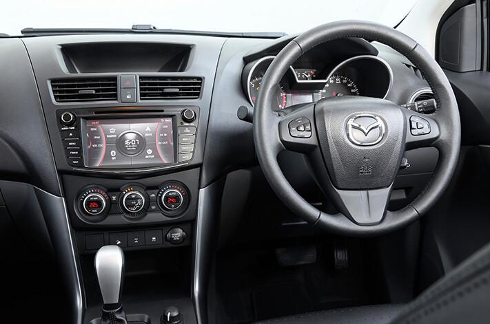 Mazda Bt 50 Interior Jpg