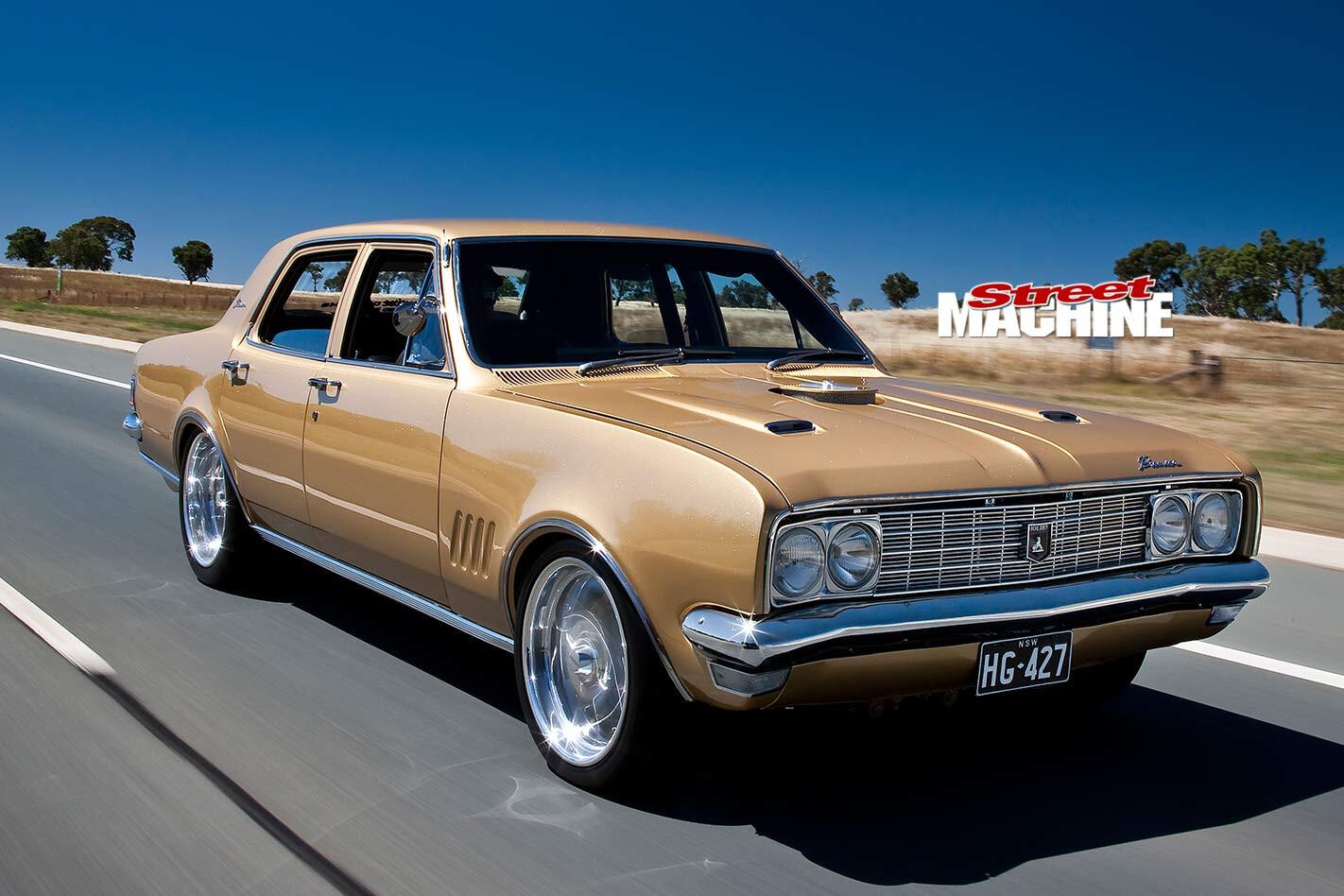 Holden HG Premier onroad