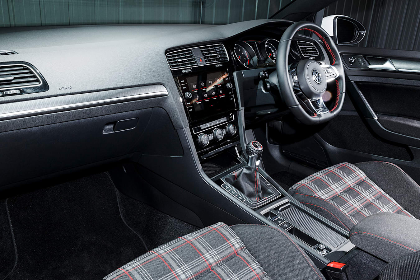 Volkswagen Golf Gti Original Interior Jpg