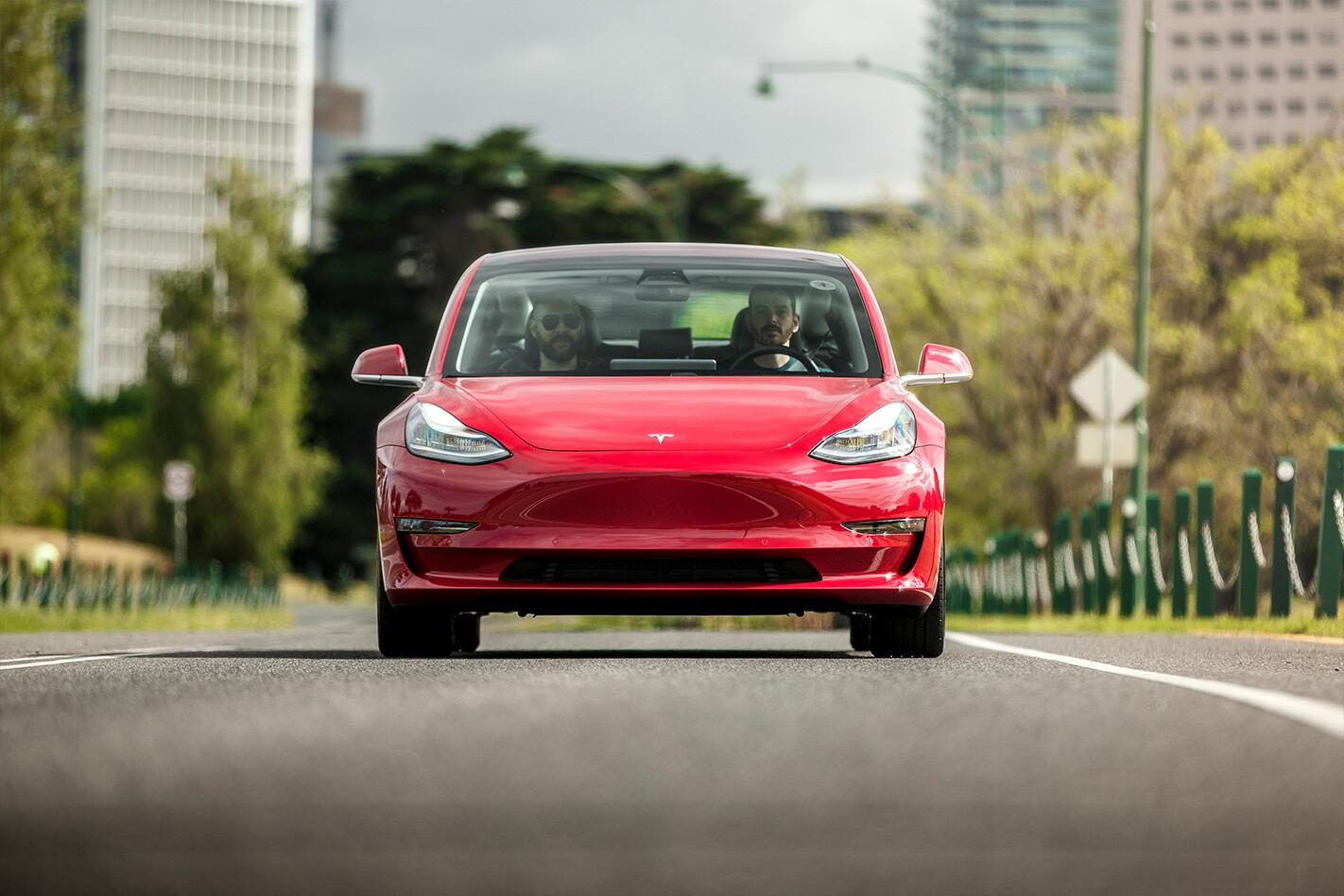 Tesla Model 3 Uber Jpg