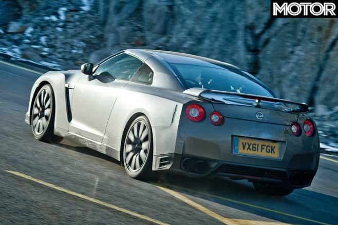 2012 Nissan GT R Drive Review Jpg