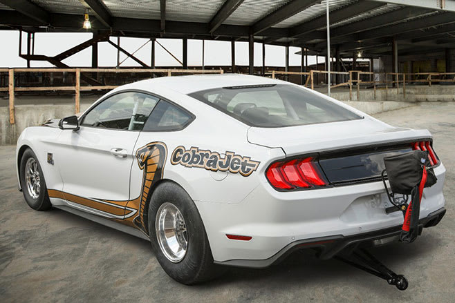 Ford 50th Anniversary Mustang Cobra Jet for sale