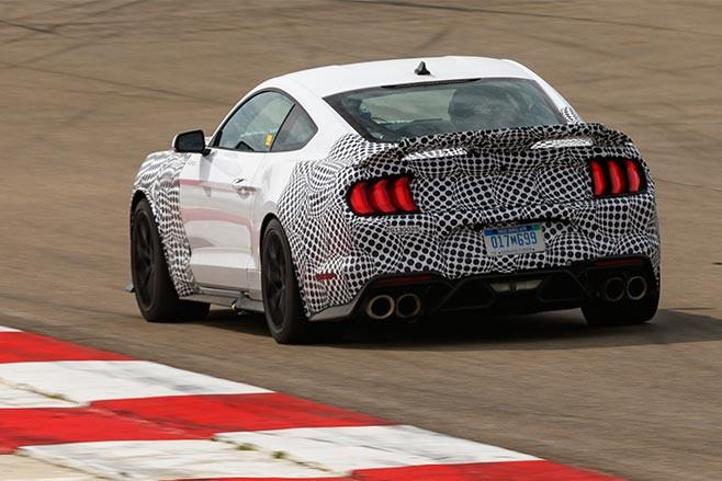 Ford Mustang Mach 1 return