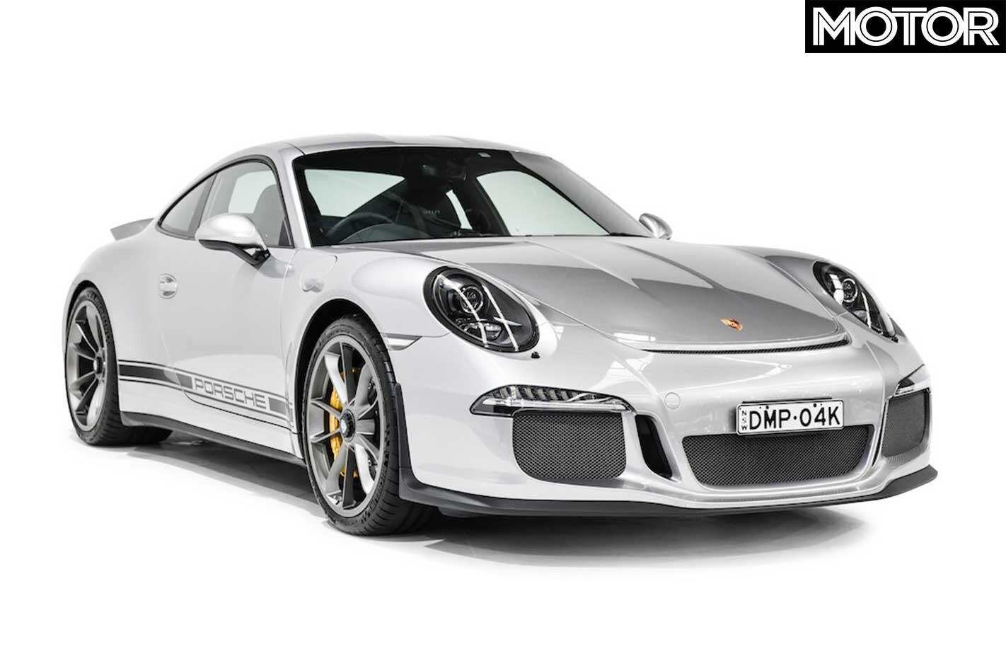 Gosford Classic Cars Auction Porsche 911 R Front Jpg