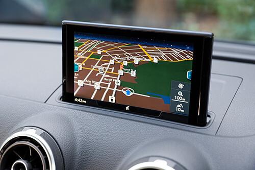 Audi A3 1.0 TFSI navigation