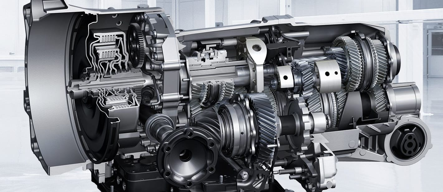 How dual-clutch gearboxes work