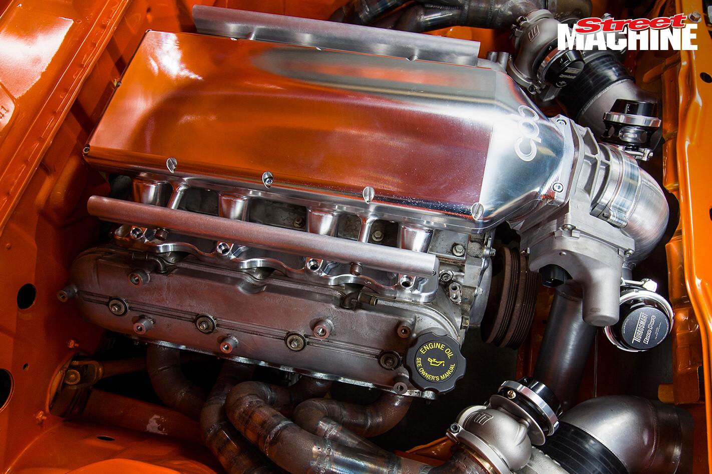 Toyota Corolla Twin Turbo LS Build 11