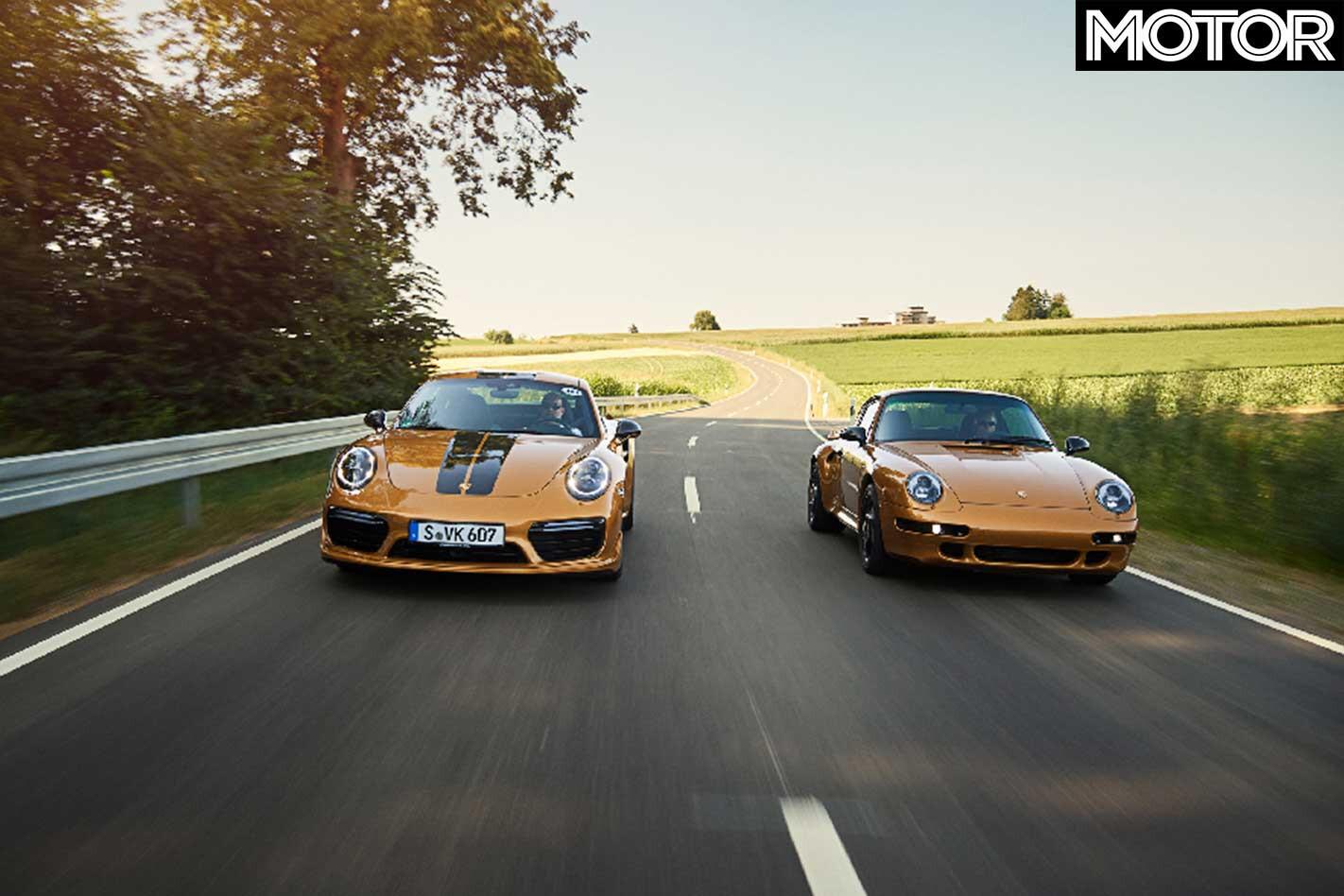 Rebuilt Porsche 993 911 Turbo Unveiled Turbo S Exclusive Jpg