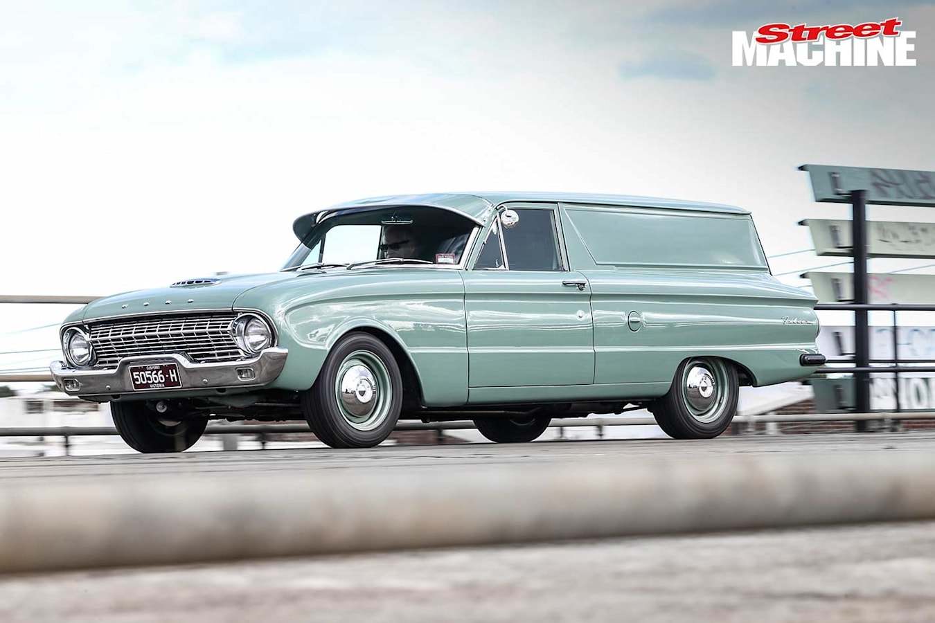 Ford XL Falcon Delivery 8 Nw