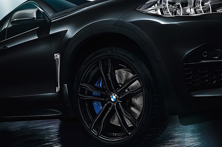 bmw blackfire edition wheels