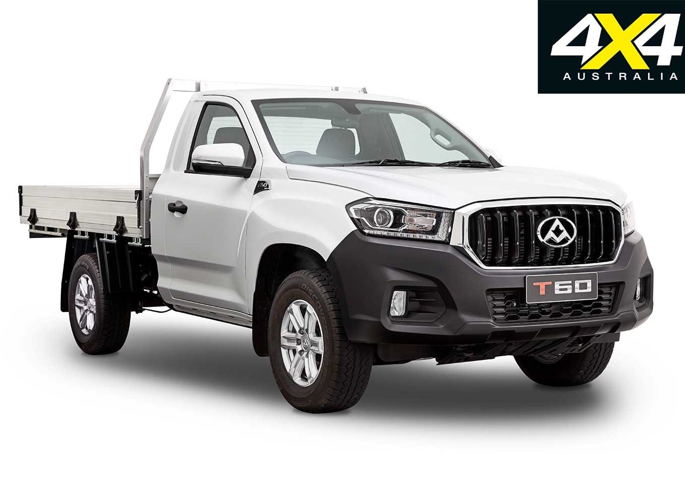LDV T60 4WD cab chassis pricing released news