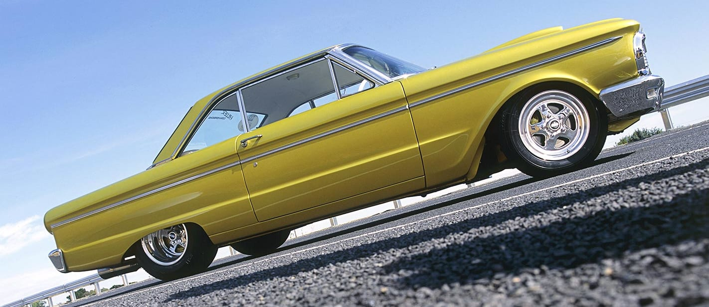 ford xp falcon side nw