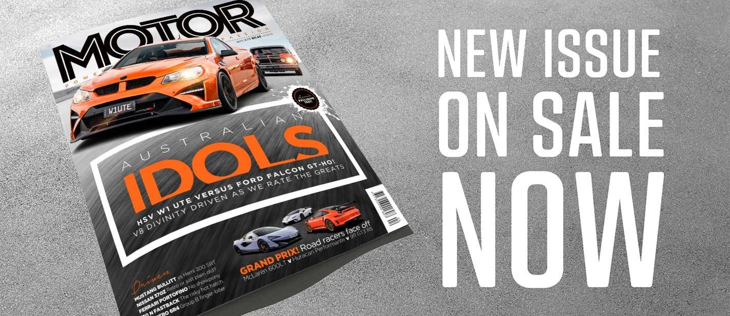 MOTOR Magazine April 2019 issue preview