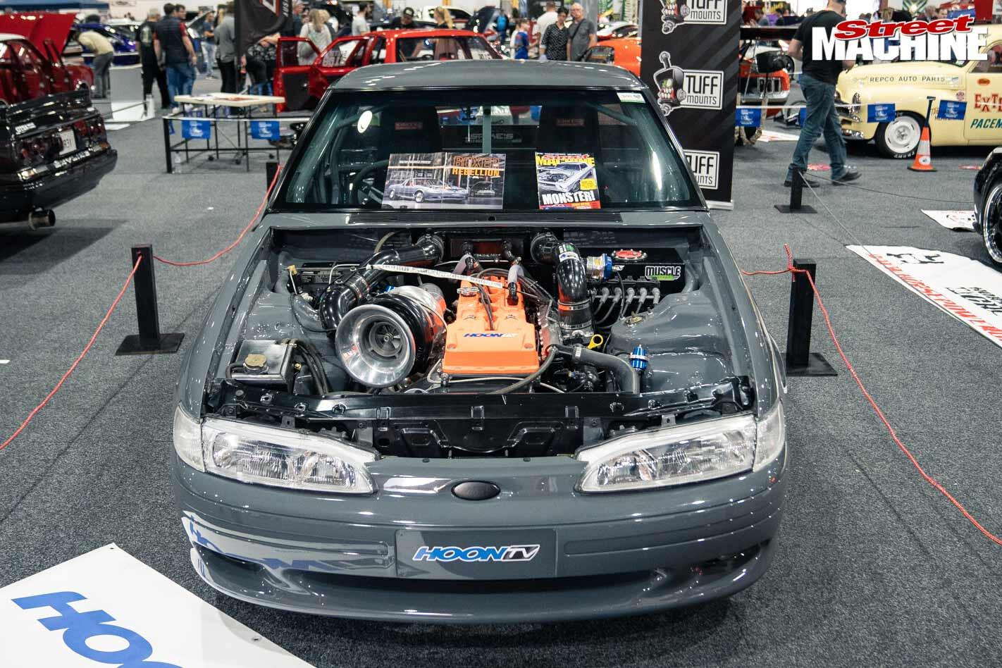 Ford XH Falcon ute