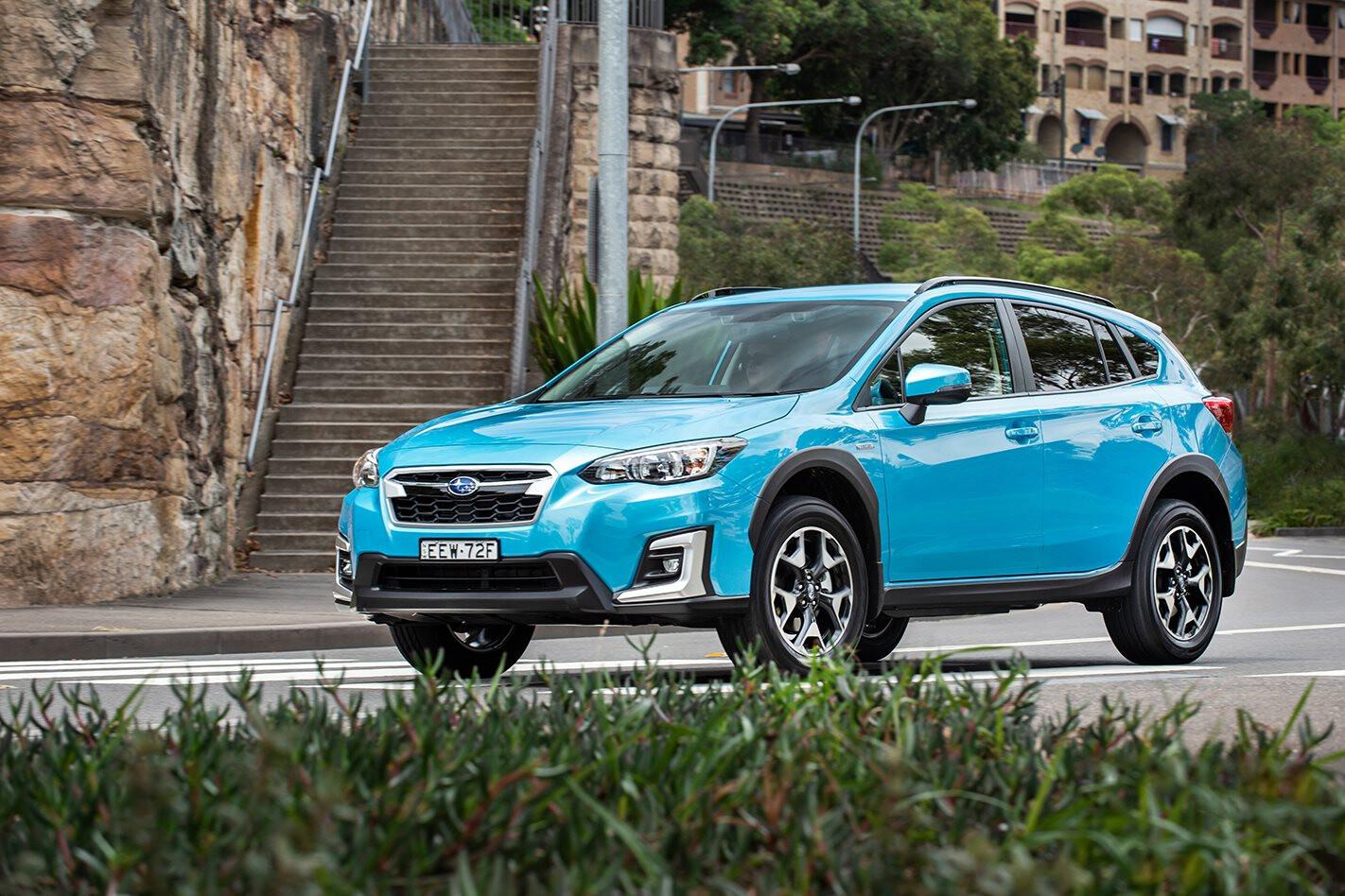 Subaru XV Hybrid AWD