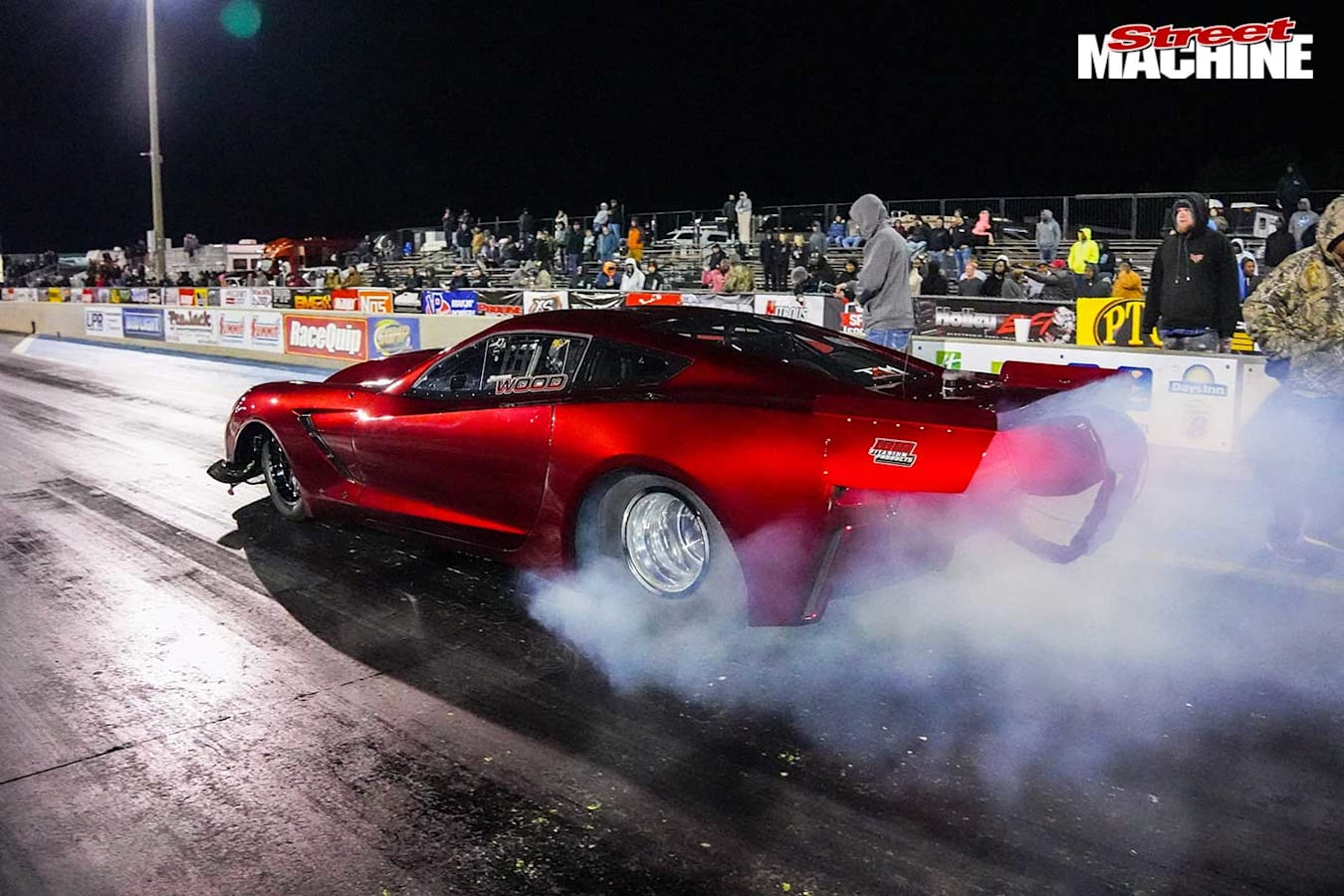 Lights Out drags