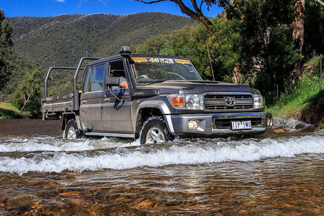 Toyota Landcruiser 70