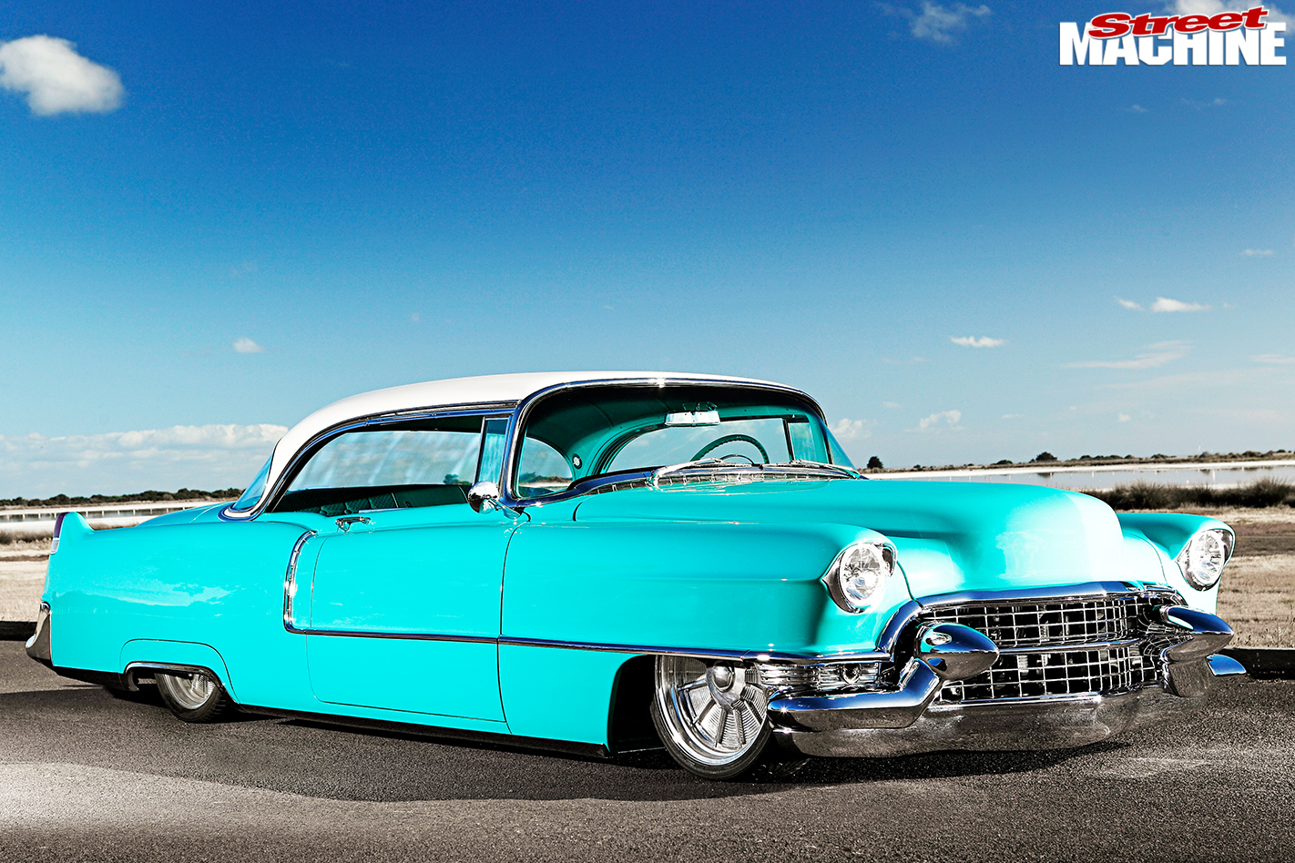 Cadillac -front -side