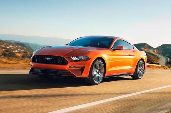 2018 Mustang Front Quarter Jpg