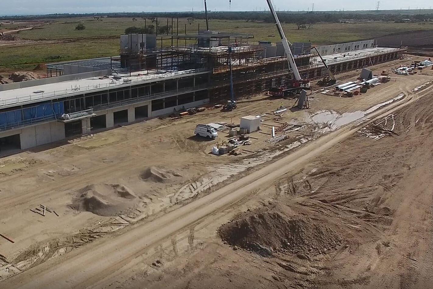 The Bend Construction Jpg