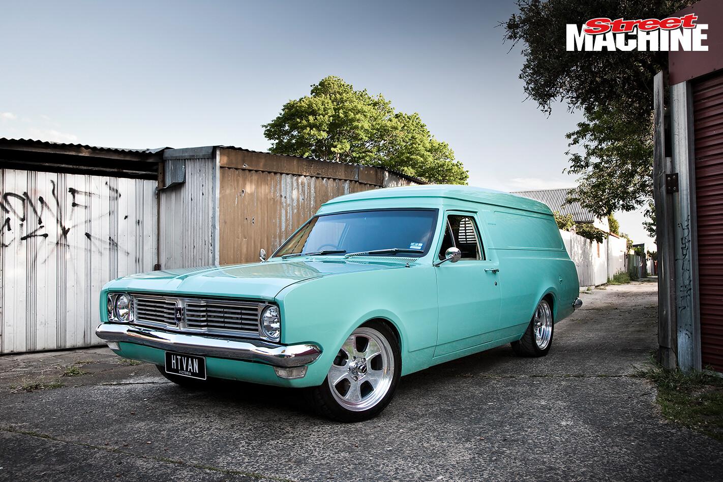 HT Holden Panel Van 13 Nw